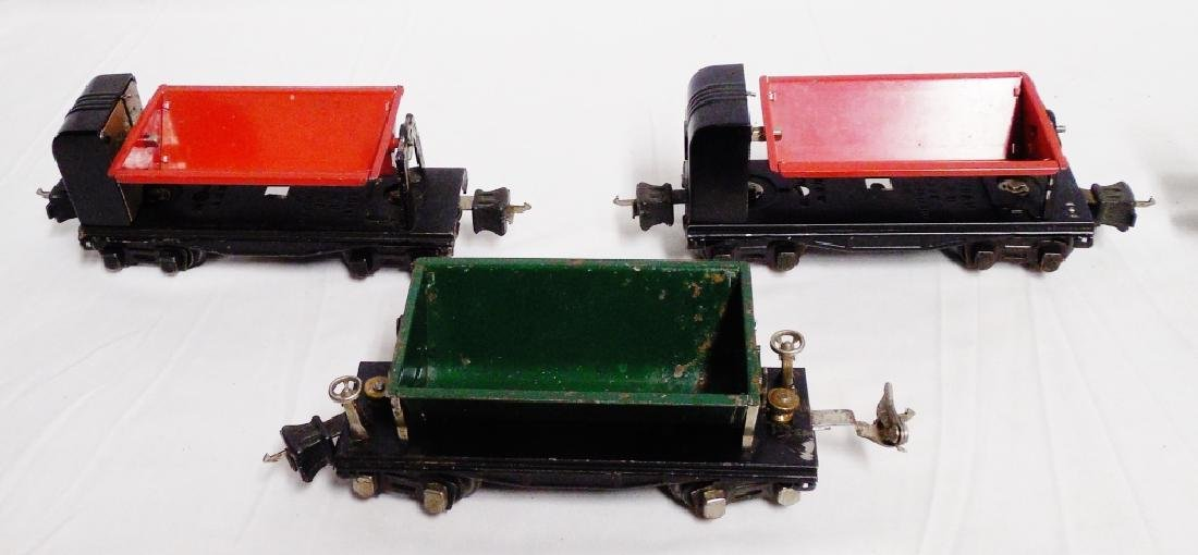 Lot of 6 Lionel Train Cars - 2