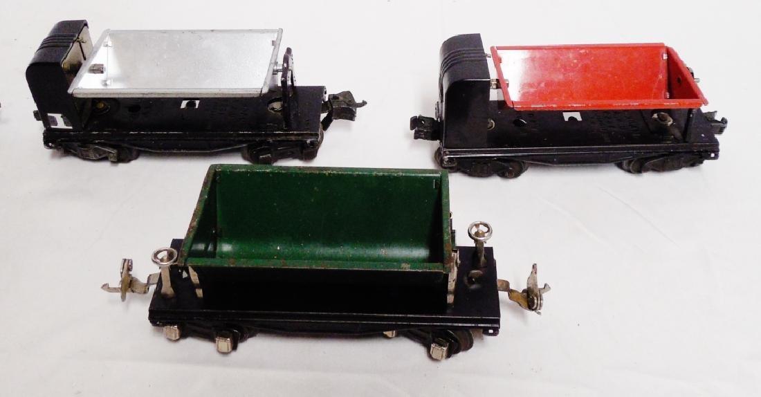 Lot of 6 Lionel Train Cars - 3