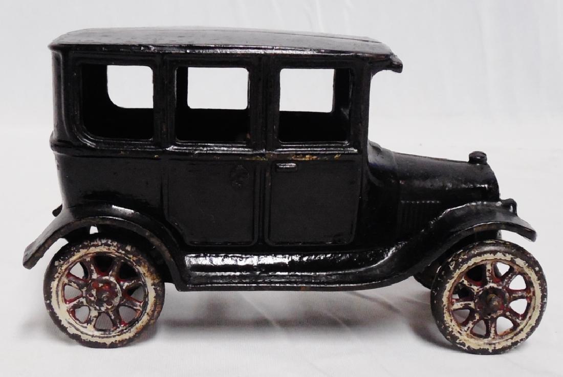 Cast Iron Model T