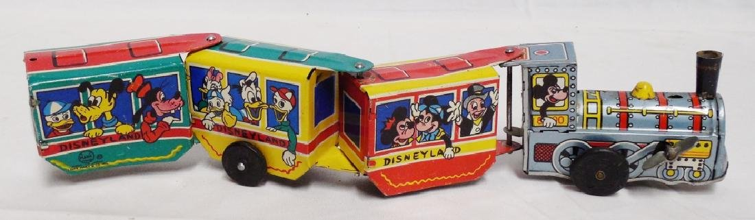 Marx Disneyland Tin Windup Train