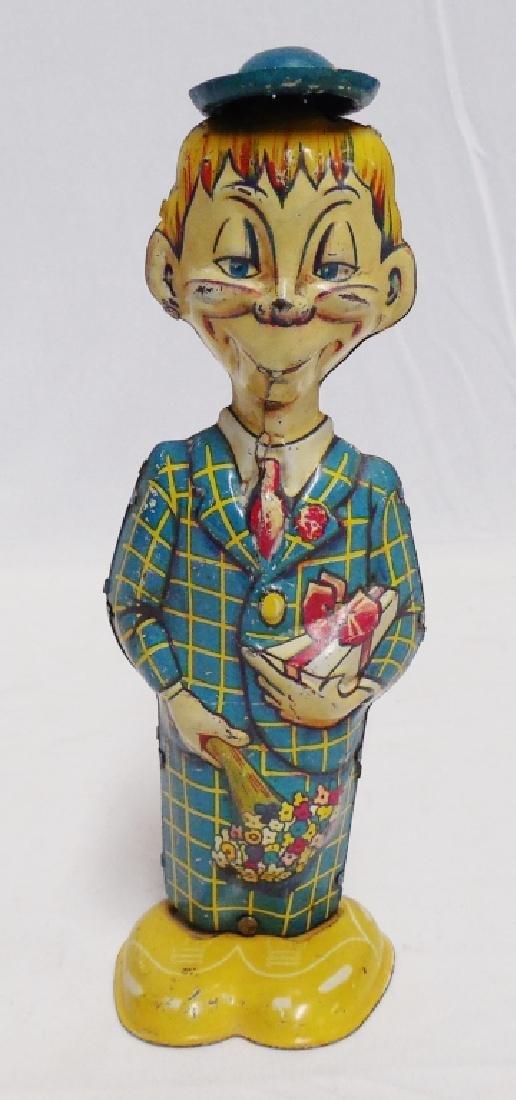 1939 Marx Tin Windup Mortimer Snerd