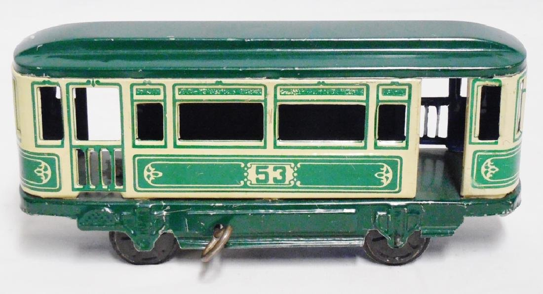 Rapido 53 Tin Windup Trolley