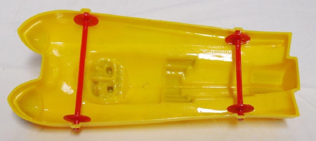 Plasticraft Spaceship on Wheels - 2