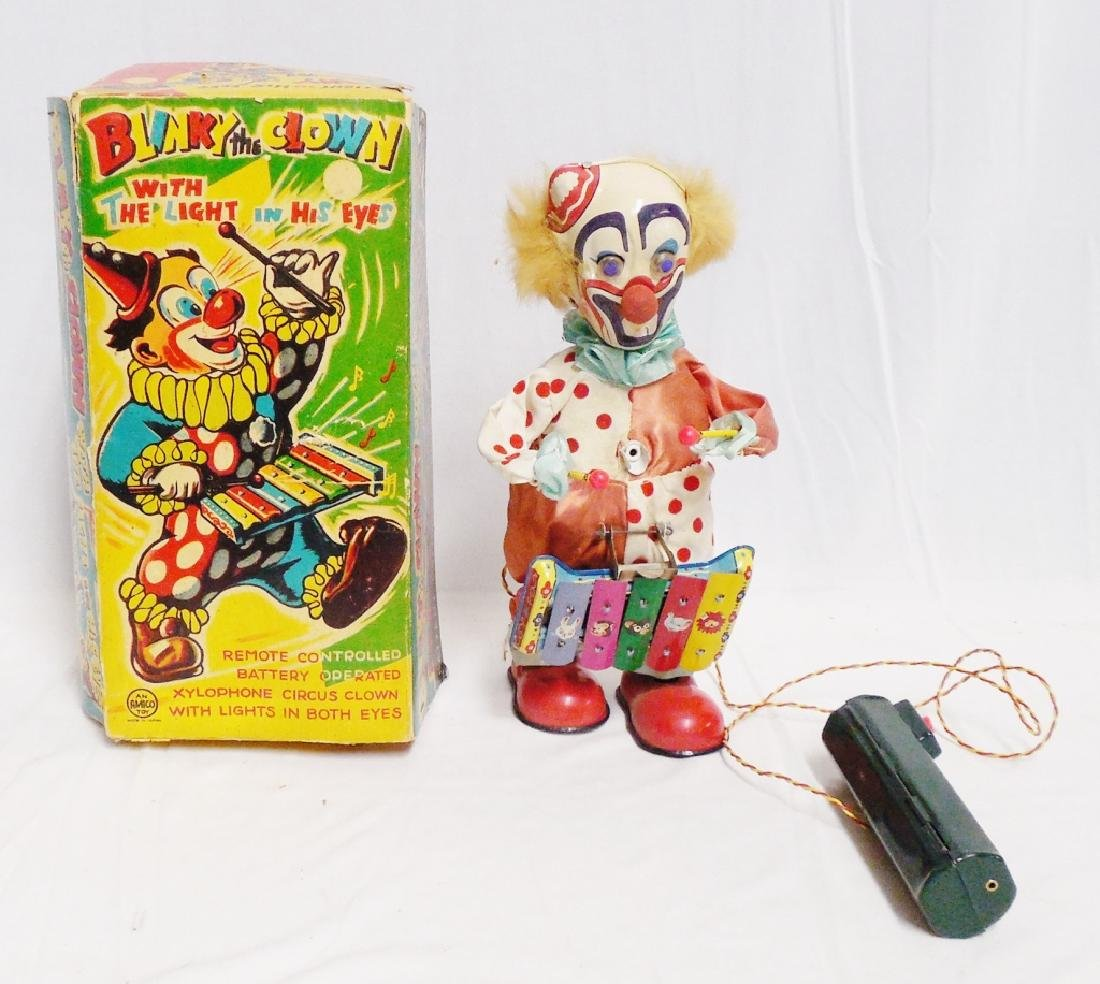 """""""Blinky the Clown"""" with Box"""