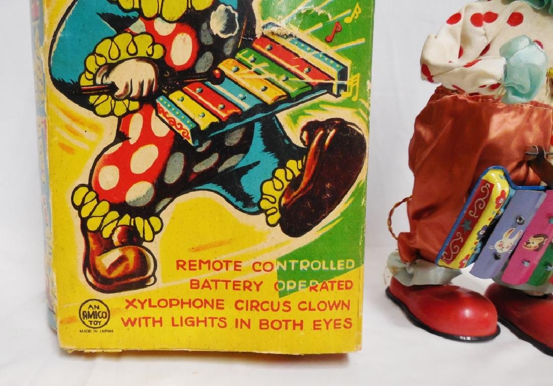 """""""Blinky the Clown"""" with Box - 2"""