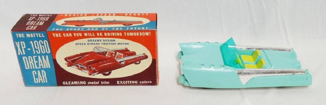 The Mattel XP 1960 Dream Car