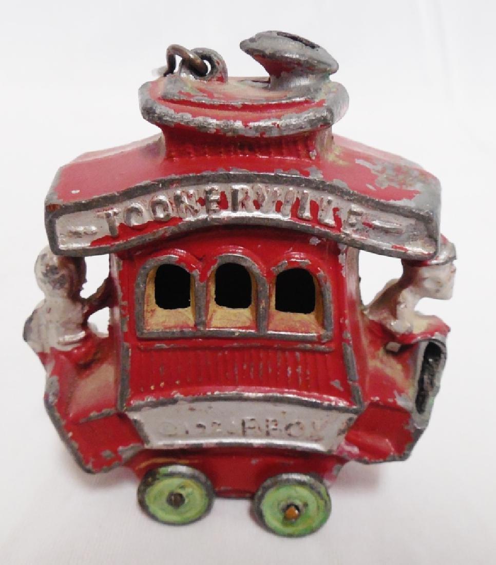 Toonerville Trolley Cartoon of Fontaine Fox - 2