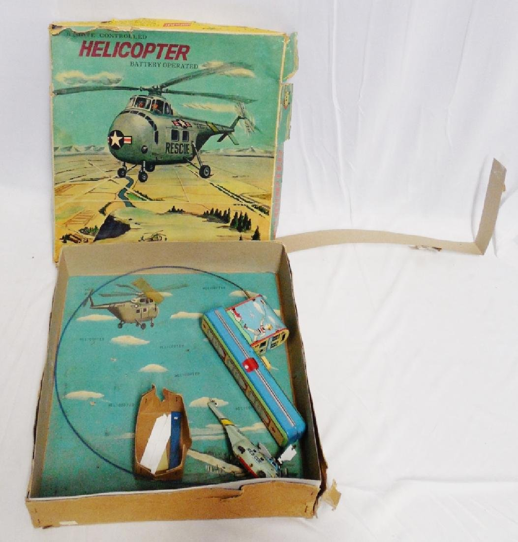 Remote Controlled Battery Operated Helicopter
