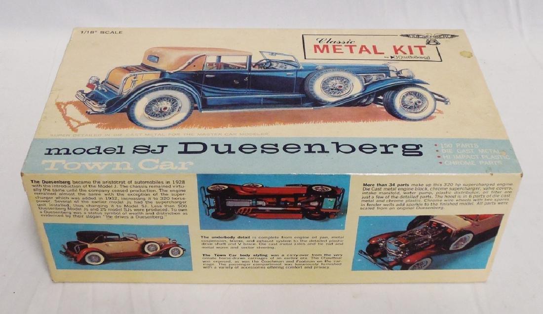 Hubley Classic Metal Kit Model SJ Duesenberg