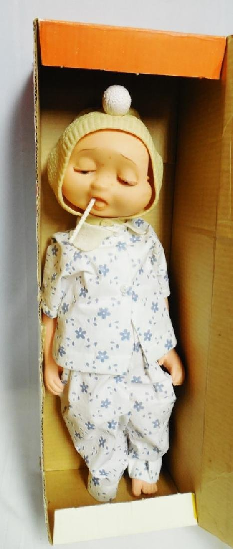 Hedda Get Bedda the Doll with 3 Faces