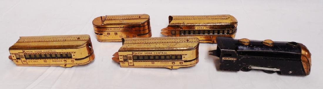 Marx New York Central Train Set