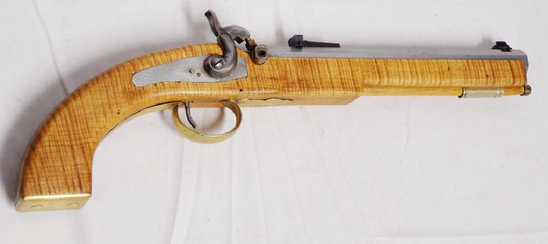 Percussion Kit Gun with Stamped Name D. Bierly