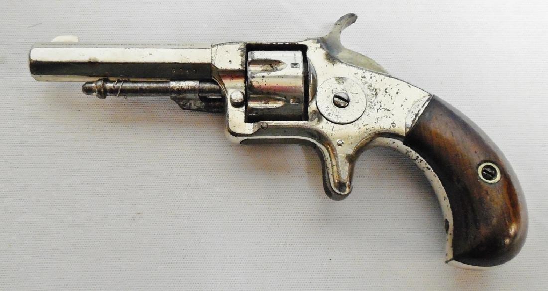 Wesson and Harrington #2 22 Cal Revolver
