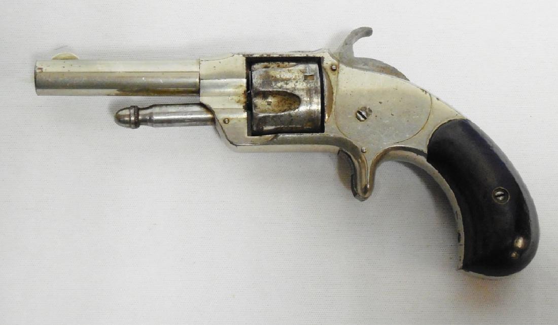 Smith Patton 32 Cal 5 Shot Revolver