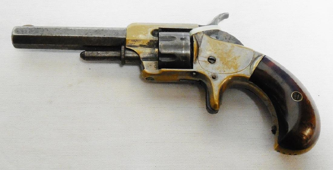Whitneyville Armory 22 Cal Spur Trigger Revolver