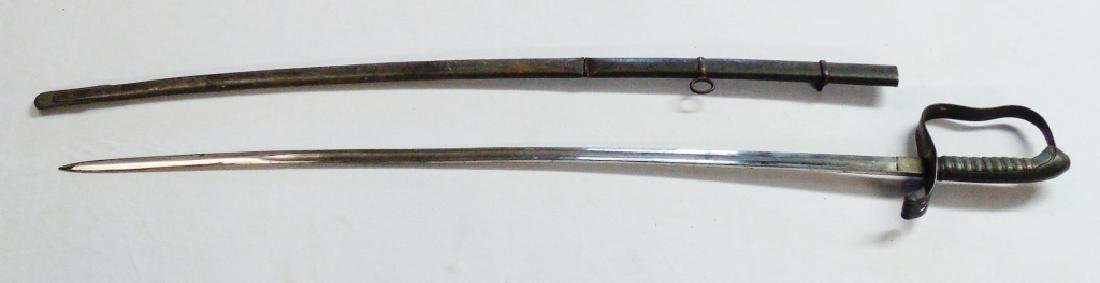 Austrian Military Sword and Scabbard