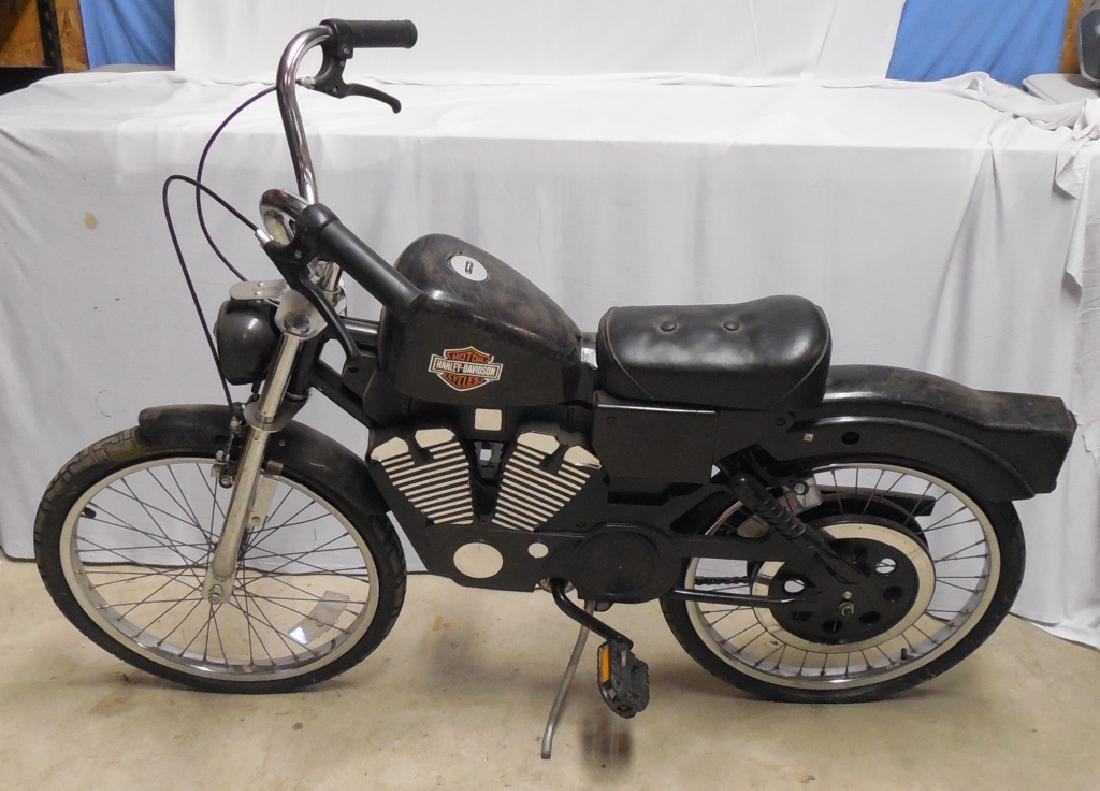 Harley Davidson Roadmaster Sportster Bicycle
