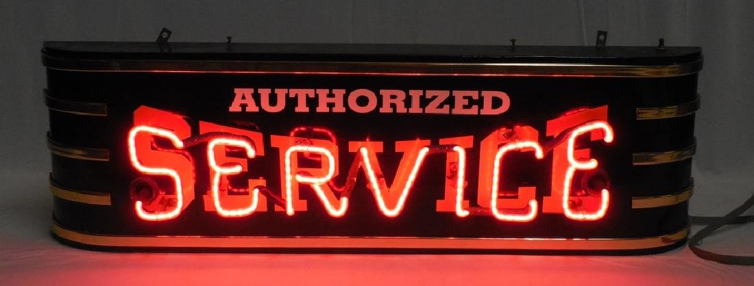 Electric Neon Sign Authorized Service Works