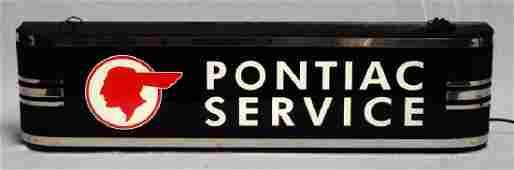 Electric Sign Pontiac Service Works