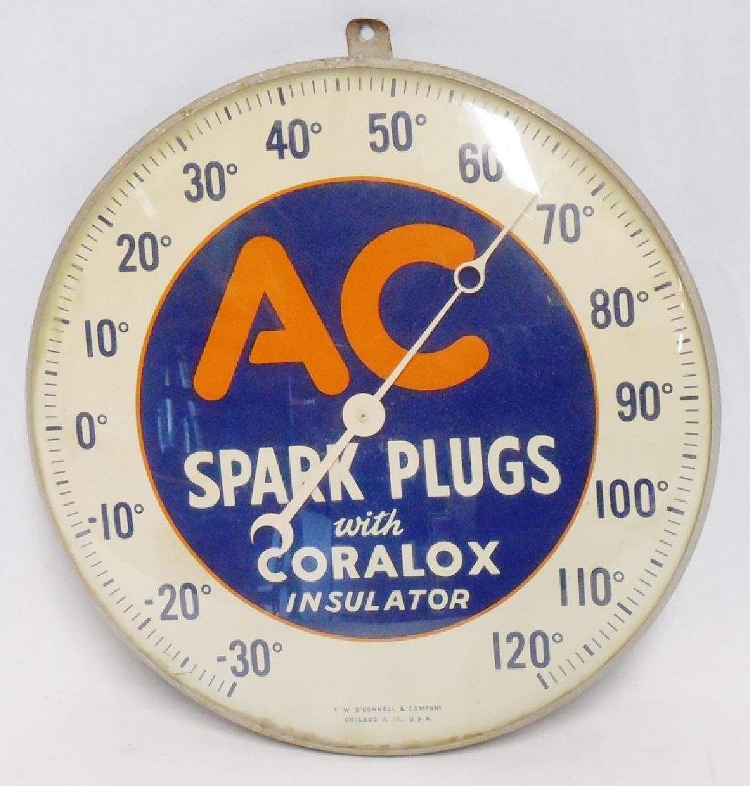 AC Spark Plugs Thermometer