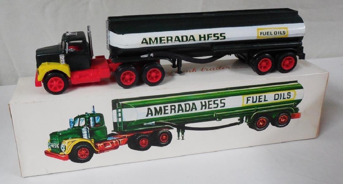 1969 Amerada Hess Truck Tanker