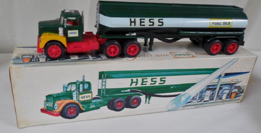 1973 Hess Truck Tanker
