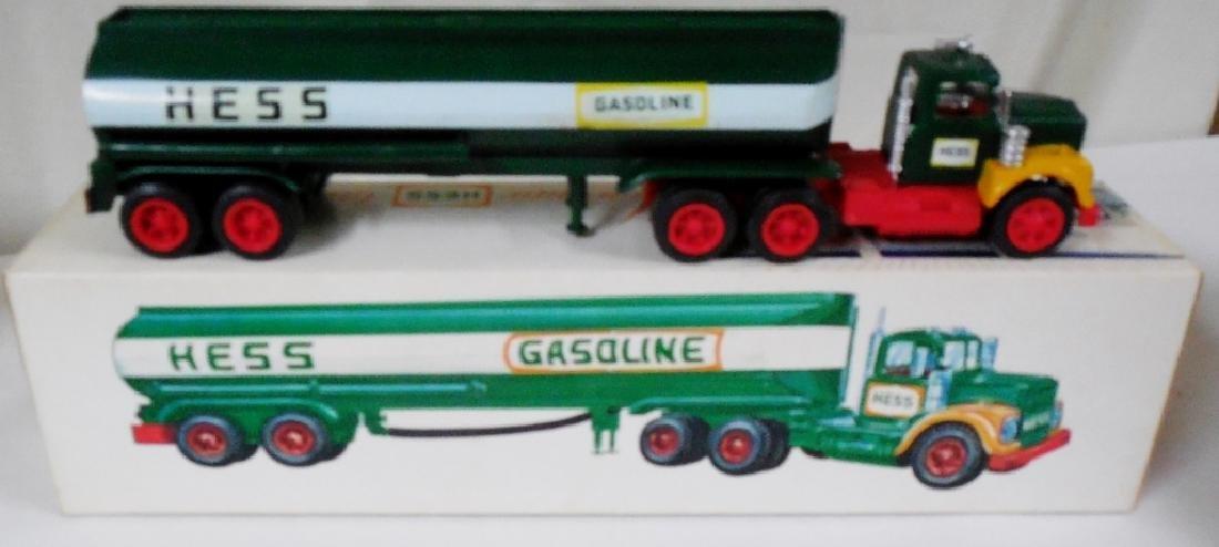 1973 Hess Truck Tanker - 2