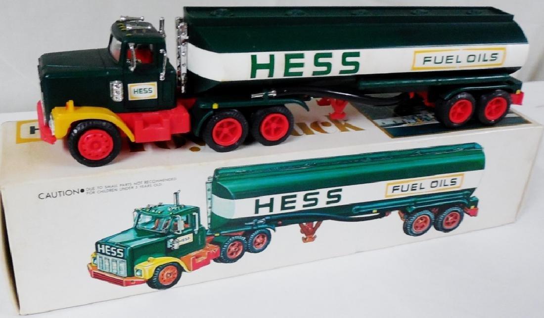 1977 Hess Truck Tanker