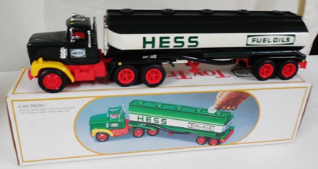 1984 Hess Truck Tanker