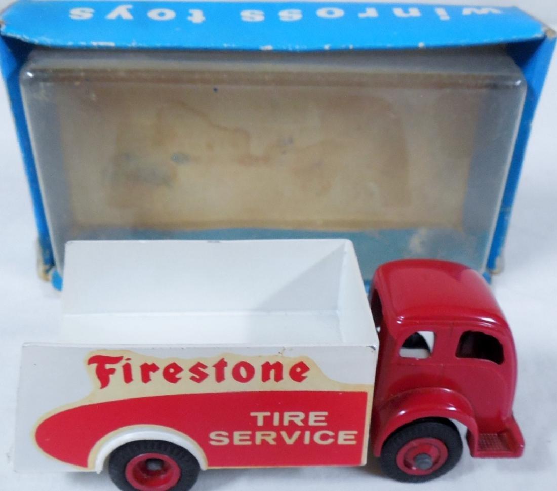 Winross Early Firestone Tire Service