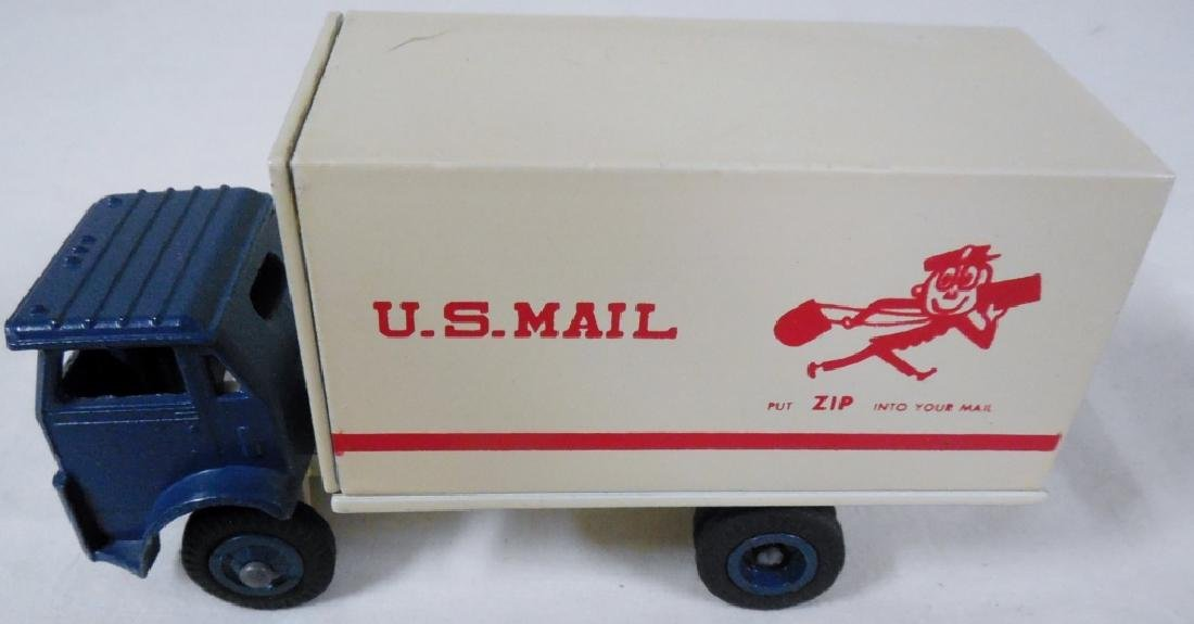 Winross Early U. S. Mail Box Truck,