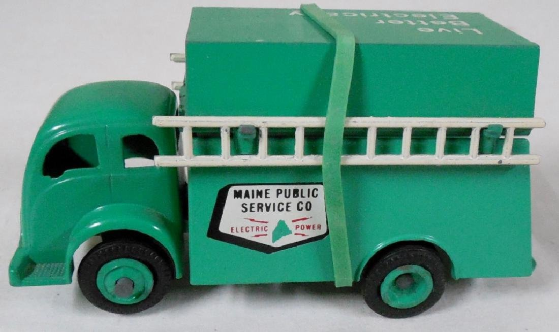 Winross Early Maine Public Service Co. Truck