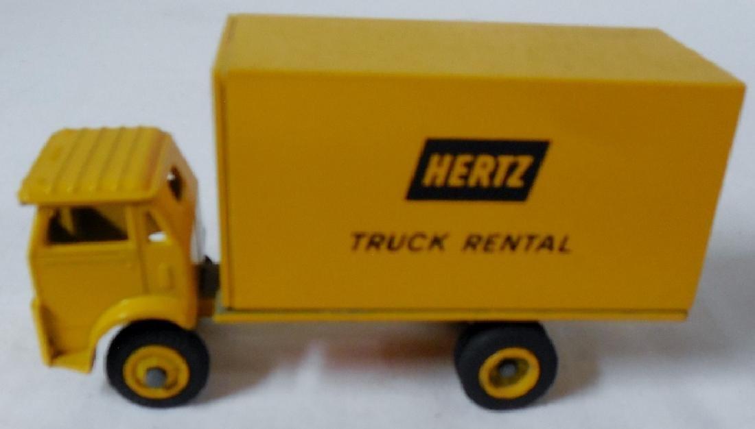 Winross Early Hertz Truck Rental,