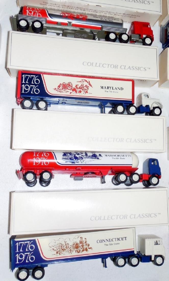 Winross Set of 13 Original Colonies Trucks - 3