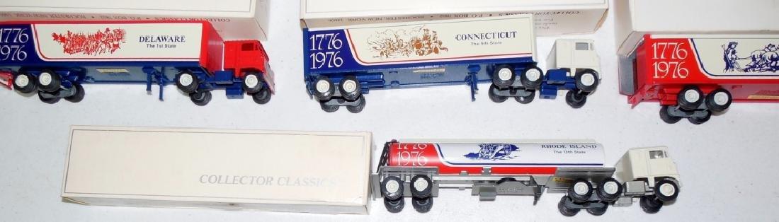 Winross Set of 13 Original Colonies Trucks - 5