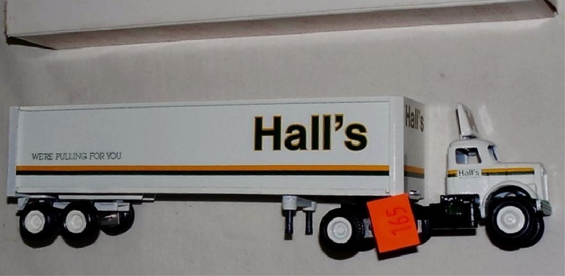 Winross Hall's Cargo