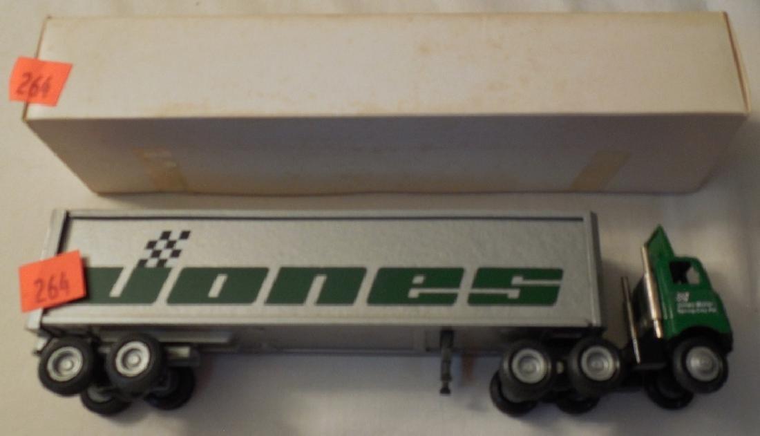 Winross Jones Cargo
