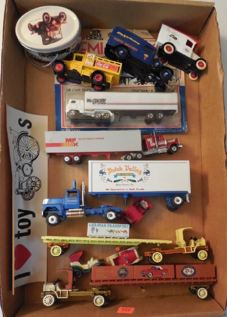 Lot of Trucks