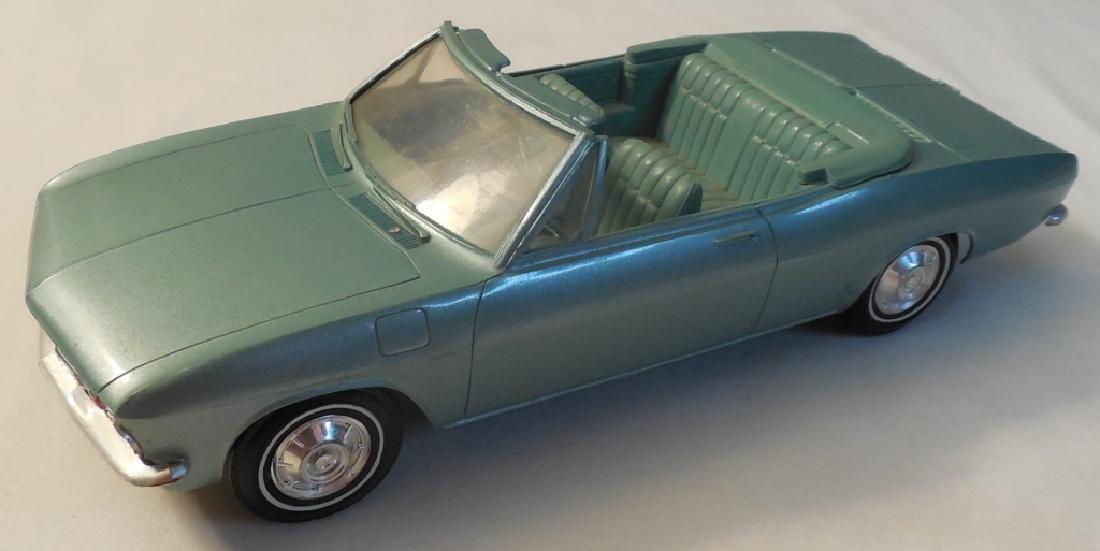 1966 Corvair Convertible Promo Car