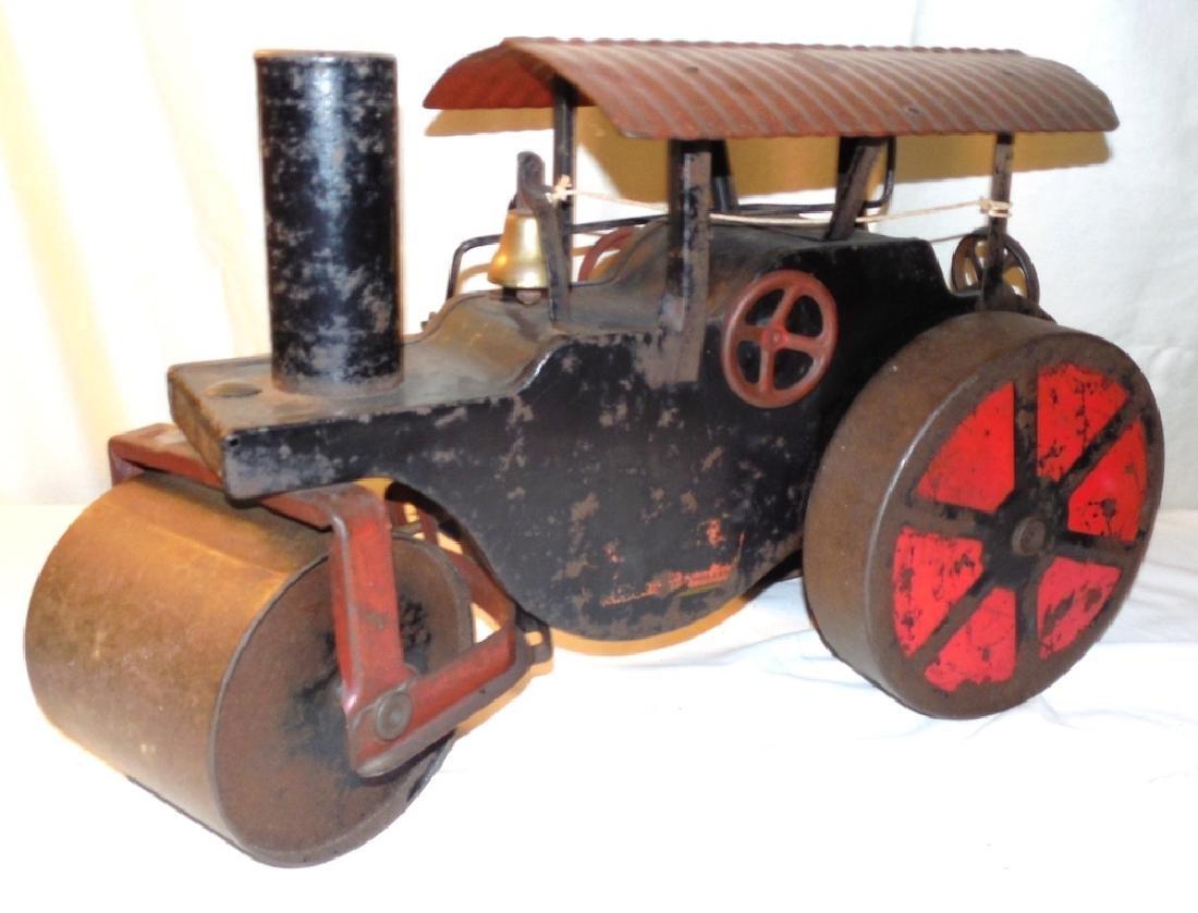 Keystone Riding Steam Roller