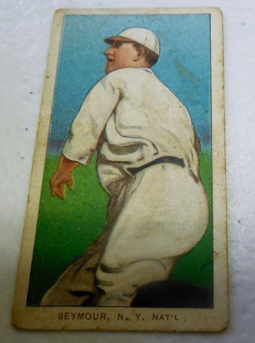 (6) T206 Cards Polar Bear and Sweet Caporal Back - 2