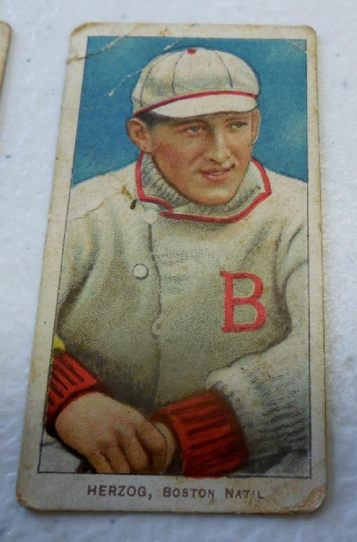 (6) T206 Cards Polar Bear and Sweet Caporal Back - 4