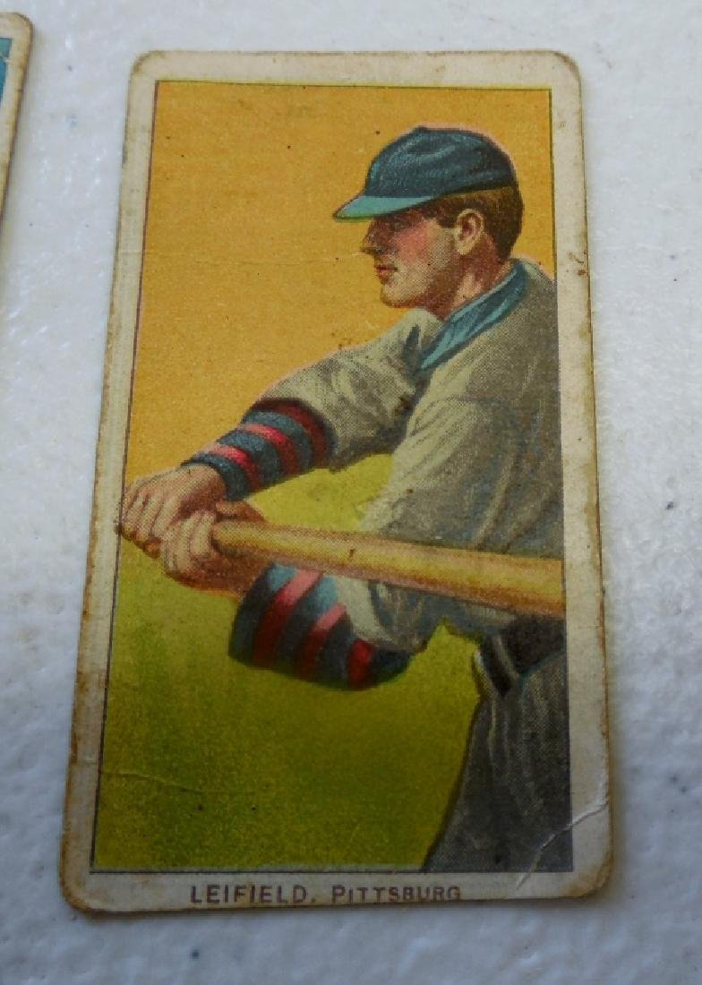 (6) T206 Cards Polar Bear and Sweet Caporal Back - 5
