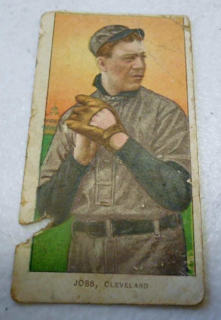 (6) T206 Cards Polar Bear and Sweet Caporal Back - 6