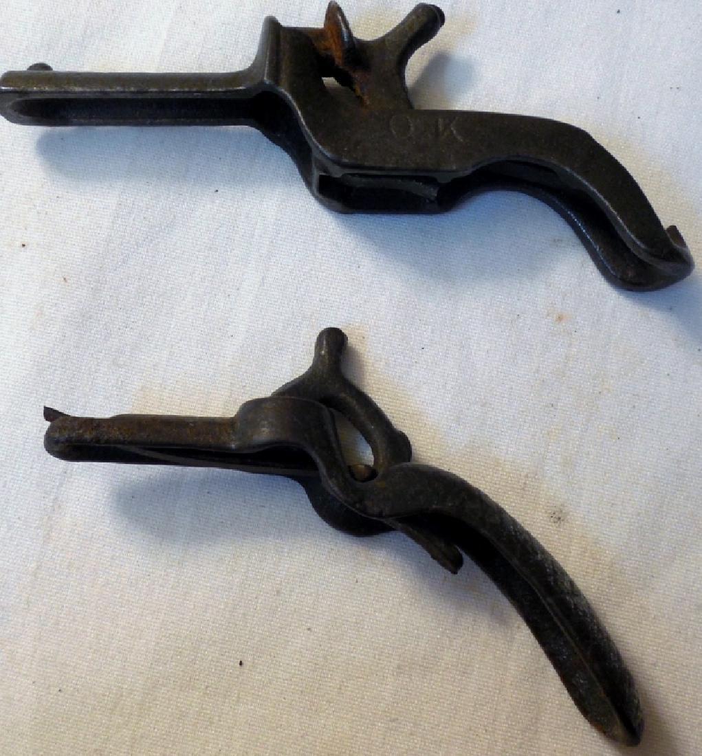 2 Early Miniature Cap Guns