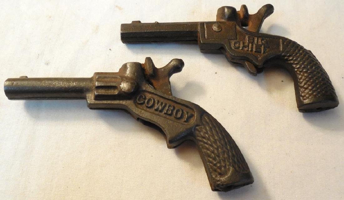 2 Small Cap Guns