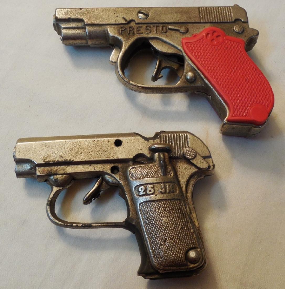 Lot of 2 Cap Guns