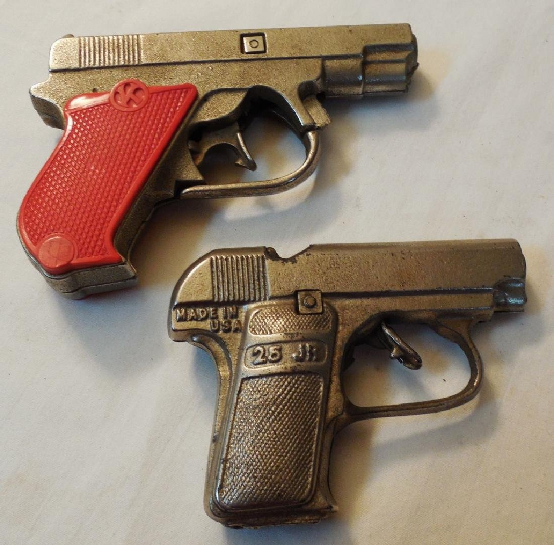Lot of 2 Cap Guns - 2