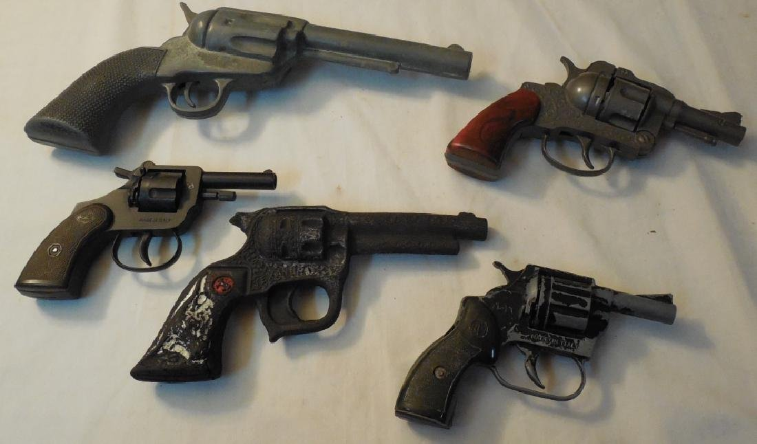 Lot of 5 Toy Guns - 2