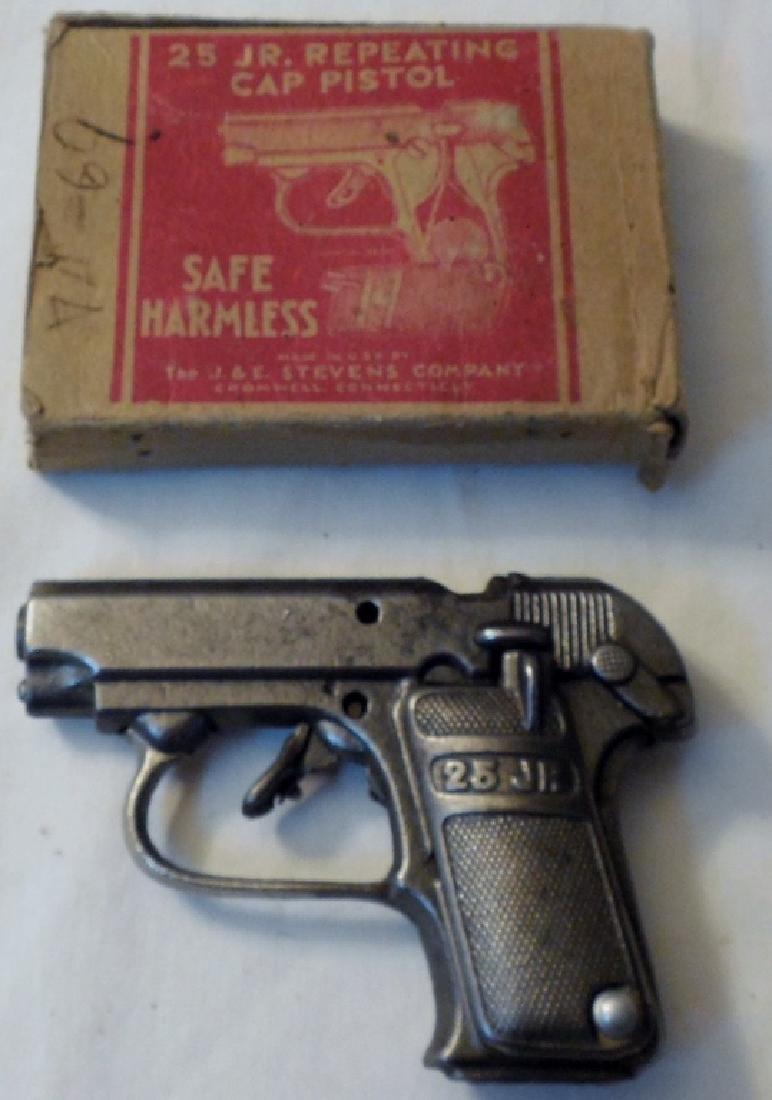 J.E. Stevens 25 JR Cap Gun